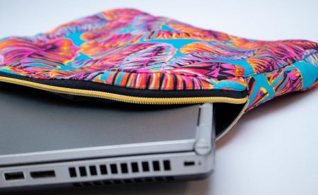 laptop printed cover